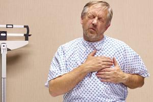 Трудно дышать и тяжесть в грудной клетке